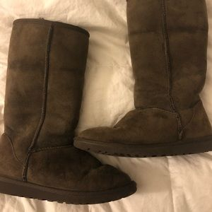 Classic Tall UGG boot Size 7
